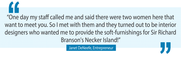 Janet DeNeefe's Midas touch has enabled her to grow a business empire she loves on the beautiful island of Bali
