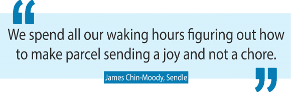 How to make a boring service interesting with Sendle founder James Chin-Moody