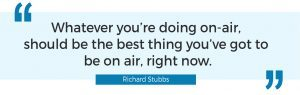 Richard Stubbs on Small Business Big Marketing