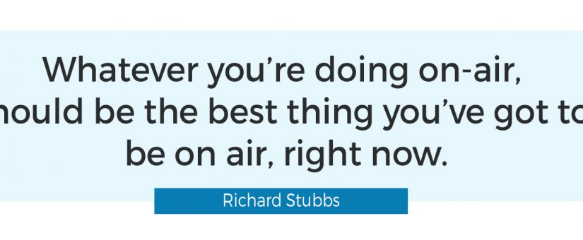 Richard Stubbs on how to conduct a world class interview for your content marketing