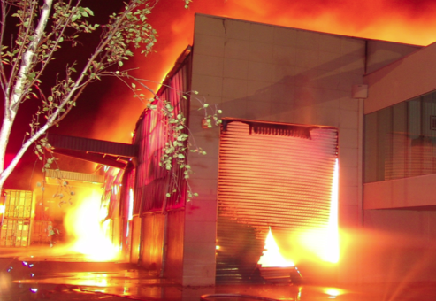 CFA is your business fire safe