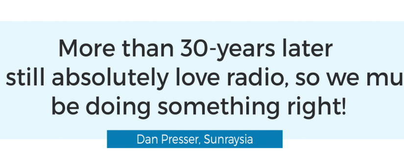 Radio advertising guru Dan Presser on how to create radio ads that cut through and sell