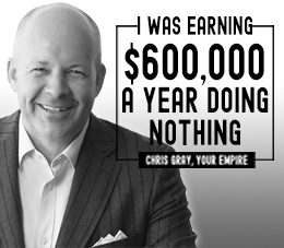 The secret to working smarter not harder with Your Empire's Chris Gray