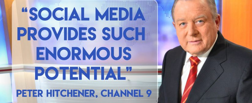 How to use social media marketing to build loyal fans with Channel Nine's Peter Hitchener