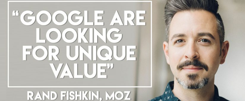 Rand Fishkin on how to optimise your podcast show notes so you rank on page 1 of Google